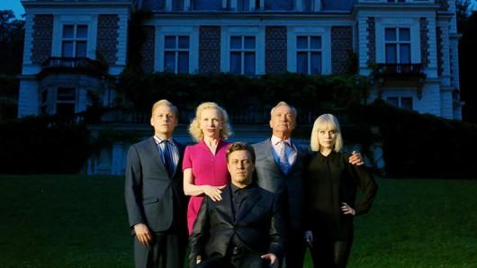 Reich und unschön: Familie Reichensteiner in Altes Geld