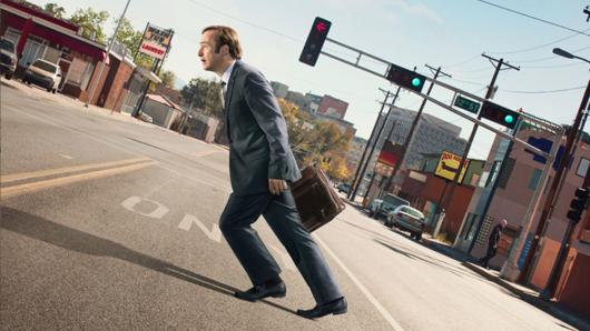 Jimmy McGill (Bob Odenkirk) auf seinem beschwerlichen Weg zum Breaking Bad-Winkeladvokaten Saul Goodman.