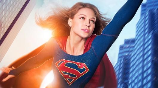 Melissa Benoist (27) als Supergirl alias Kara Danvers