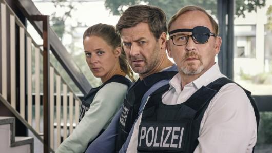München Mord: Das Trio Alexander Held (r.), Marcus Mittermeier und Bernadette Heerwagen hat bereits dreimal erfolgreich im ZDF ermittelt.