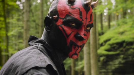Ben Schamma als Darth Maul: Apprentice