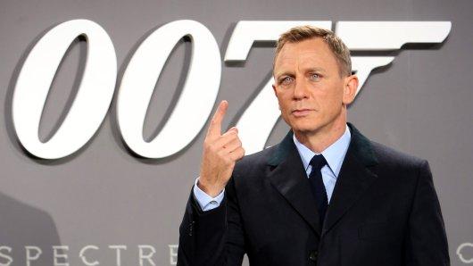 Einmal noch! Daniel Craig wird 2019 bei Bond 25 nun doch zum fünften und letzten Mal als 007 zu sehen sein.