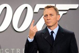 """Einmal noch! Daniel Craig wird 2019 bei """"Bond 25"""" nun doch zum fünften und letzten Mal als 007 zu sehen sein."""