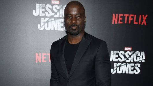 Luke Cage-Darsteller Mike Colter (39)