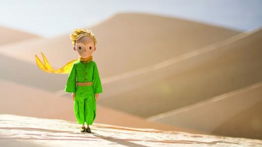 Der kleine Prinz: Animationsfilm nach dem gleichnamigen Kinderklassiker von Antoine de Saint-Exupéry eingebettet in eine zeitgenössische Geschichte.