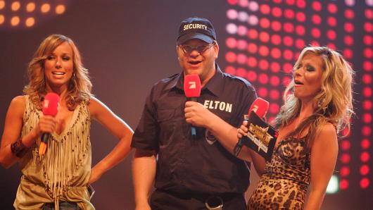 ProSieben-Wunderwaffe Elton (44) in seinem Show-Element
