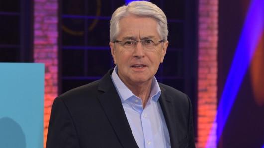 Moderator und Show-Erfinder Frank Elstner.
