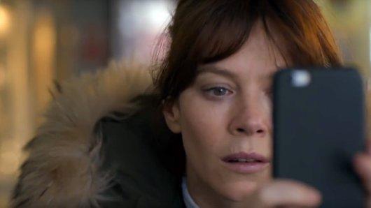 Anna Friel spielt in der Noir-Crime-Serie Marcella eine Londoner Polizistin.