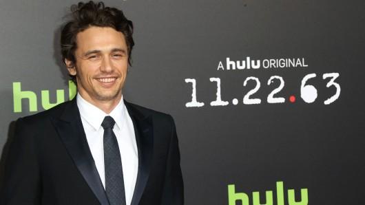 James Franco (37) bei der 11.22.63-Premiere in Los Angeles