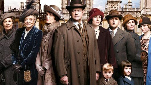 Die Stars aus Downton Abbey.