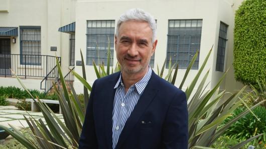Unser Mann in Hollywood: Independence Day 2-Regisseur Roland Emmerich (60) auf dem Studiogelände der 20th Century Fox