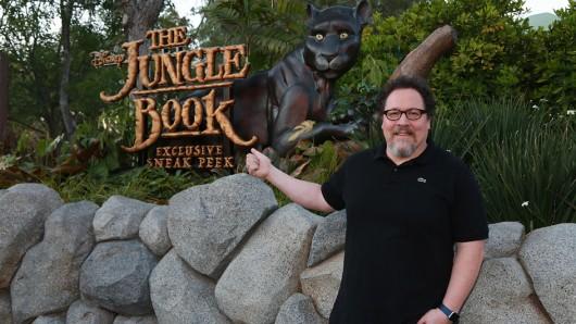Erfüllt Das Dschungelbuch mit neuem Leben: Regisseur Jon Favreau (49)