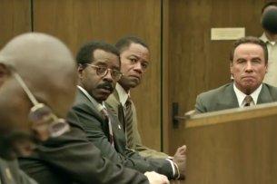 "War O. J. Simpson schuldig? ""American Crime Story"" erzählt in den USA den berühmten Fall von O. J. Simpson als TV-Serie - mit Cuba Gooding jr. und John Travolta."