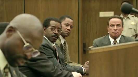War O. J. Simpson schuldig? Merican Crime Story erzählt in den USA den berühmten Fall von O. J. Simpson als TV-Serie - mit Cuba Gooding jr. und John Travolta.
