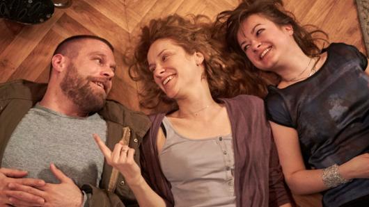 Drama-Familie Tempel: Ken Duken, Chiara Schoras und Michelle Barthel (l.)