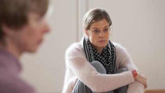 Marie Bäumer leidet im Drama Brief an mein Leben an Burn-out.