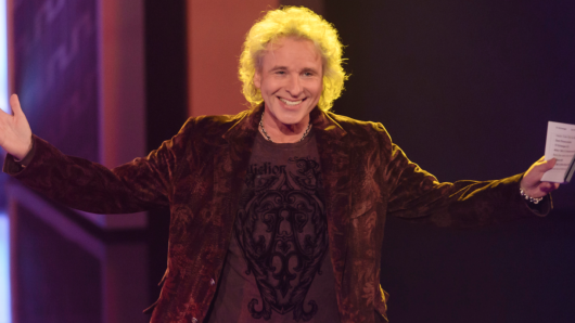 Showmaster for life: Thomas Gottschalk (65)