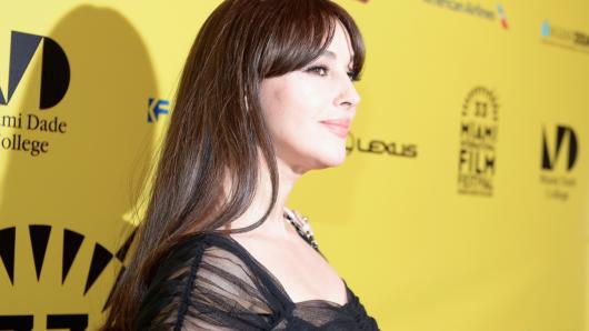 Erst Bond-Girl, jetzt Twin Peaks-Grazie: Monica Bellucci (51)