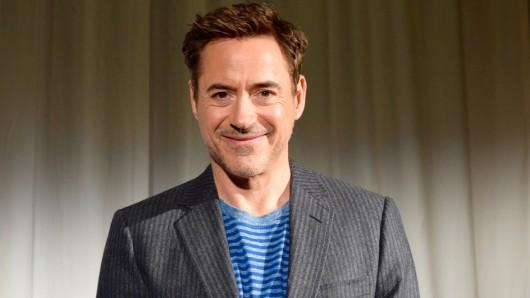 Strahlemann & Söhne & Iron Man: Robert Downey Jr. (51)