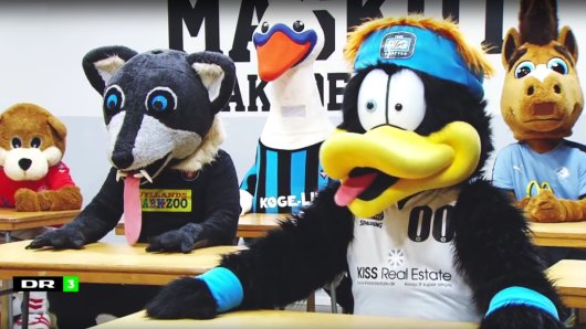 Mascot War: neue Show aus Dänemark