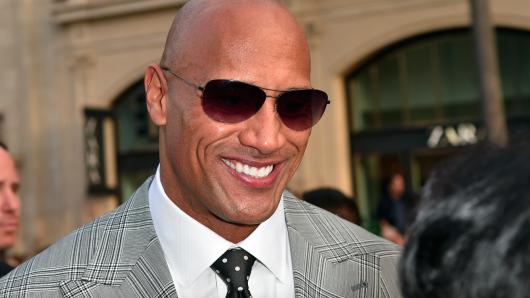 Dwayne Johnson (44)