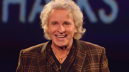 Moderator Thomas Gottschalk (66)