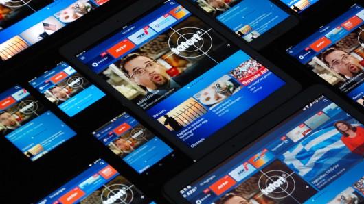 Die ARD Mediathek-App bündelt Liveprogramme und Inhalte auf Abruf aus der gesamten ARD