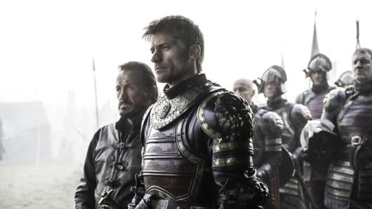Nikolaj Coster-Waldau and Jerome Flynn in Game of Thrones - Das Lied von Eis und Feuer.