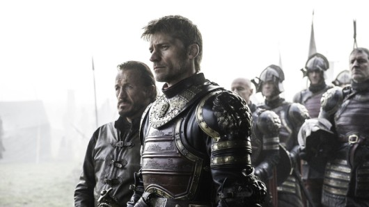 Nikolaj Coster-Waldau and Jerome Flynn in Game of Thrones - Das Lied von Eis und Feuer.