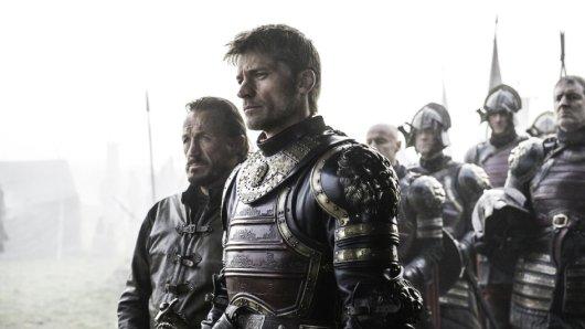 Nikolaj Coster-Waldau und Jerome Flynn in Game of Thrones.