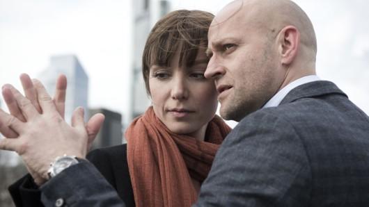 Elenas (Julia Koschitz) und Marcs (J¸rgen Vogel)Beziehung war einmal mehr als nur beruflicher Art.
