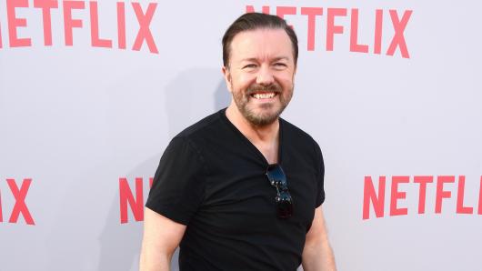 Netflix-Fan Ricky Gervais