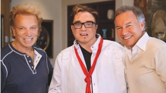 Meister der Illusionen: Siegfried, Roy und Erfolgsproduzent Nico Hofmann