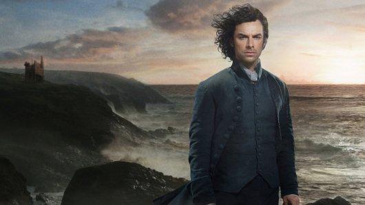Romantikoffensive auf den Spuren von Downton Abbey: Aidan Turner als Bürgerkriegsheimkehrer Ross Poldark