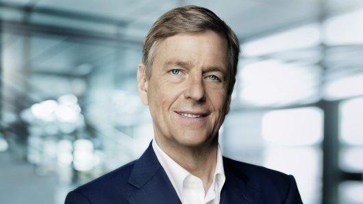 ZDF-Moderator Claus Kleber