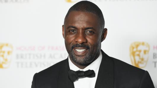 Gut im Geschäft: Idris Elba (43)