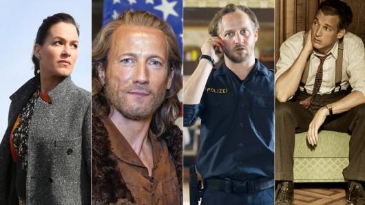 Franka Potente, Wotan Wilke Möhring, Maximilian Brückner und Florian David Fitz sind 2016 in Hauptrollen aufwendiger Produktionen zu sehen.