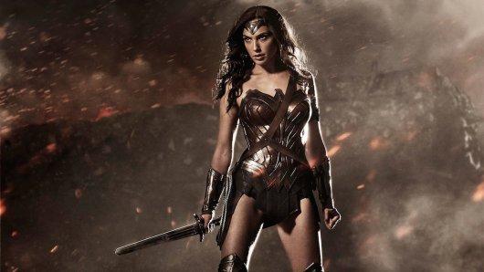 Der Hingucker in Batman v Superman: Gal Gadot als Wonder Woman