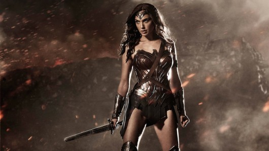 Der Hingucker in Batman v Superman: Gal Gadot als Wonder Woman