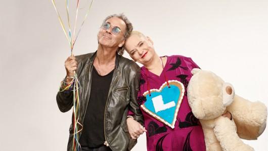 Das Moderatoren-Duo Hugo Egon Balder und Hella von Sinnen ist zurück