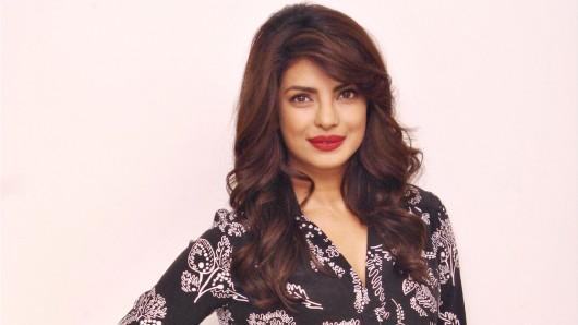 Miss World, Bollywood-Göttin und jetzt auch US-Serienstar: Priyanka Chopra (34)