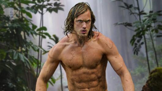 True Blood-Star Alexander Skarsgård ist der neue Tarzan