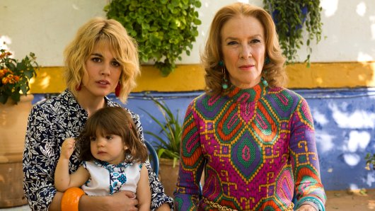 Trügerische Idylle der Generationen: Julieta (Adriana Ugarte) mit Tochter Antía und Mutter Sara (Susi Sánchez)