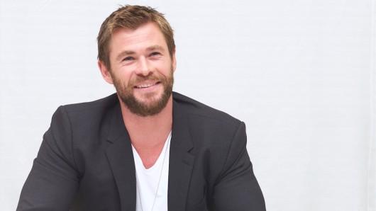 Chris Hemsworth (32): Thor, Ghostbusters-Quotenmann und vielleicht sogar Bond in spe