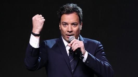 Tonight Show-Moderator und bald auch Golden Globes-Gastgeber: Jimmy Fallon (41)