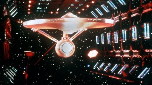 Die erste Enterprise wurde 2245 in Betrieb genommen, es gibt knapp ein Dutzend Varianten des ursprünglichen Schiffs.
