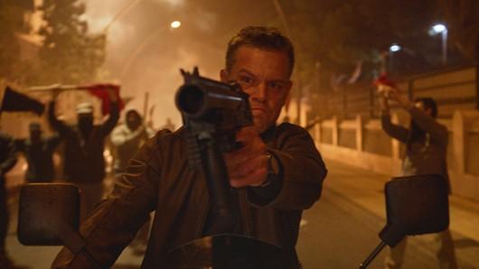 Jason Bourne (Matt Damon) gerät erneut in die Schusslinie