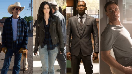 Serienhits von Amazon Prime und Netflix: I Love Dick, Jessica Jones, The Defender und Jean-Claude Van Johnson