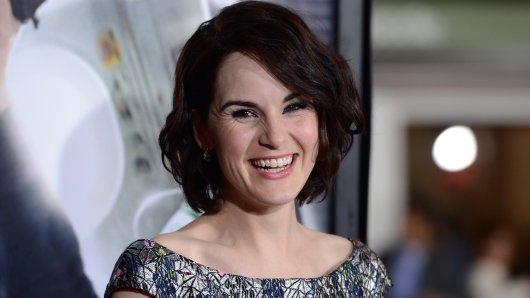 Träumt von einem Downton Abbey-Leinwandcomeback: Michelle Dockery (34)