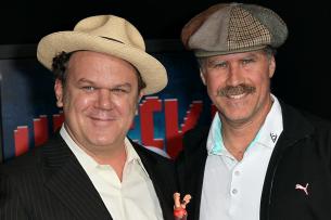 Spaßiges Duo: John C. Reilly und Will Ferrell